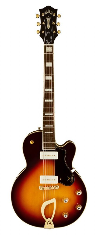Guild M-75 Aristocrat in Antique Sunburst
